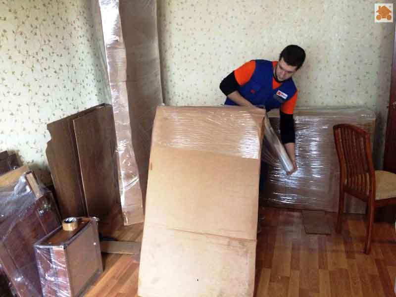 переезд квартиры в Москве